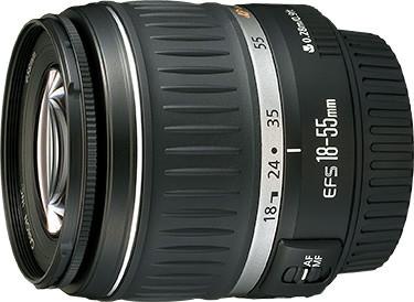 Canon EF-S 18-55mm F3.5-5.6 II USM