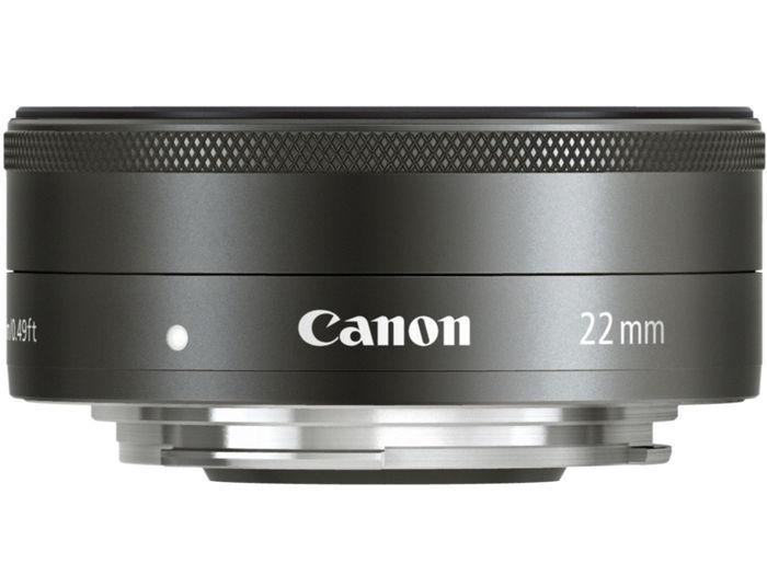 Canon EF-M22mm F2 STM