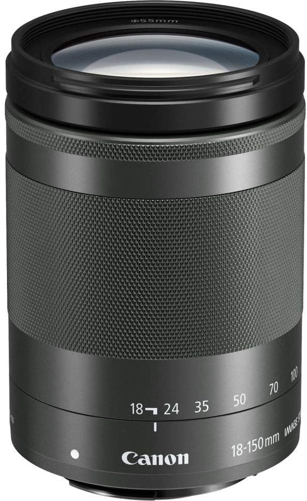 Canon EF-M18-150mm F3.5-6.3 IS STM
