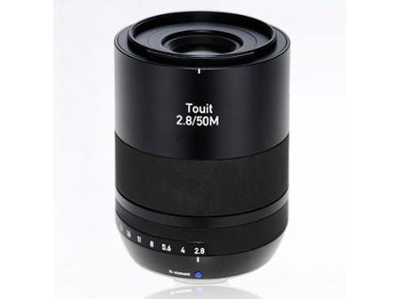 Carl Zeiss Touit 50mm F2.8