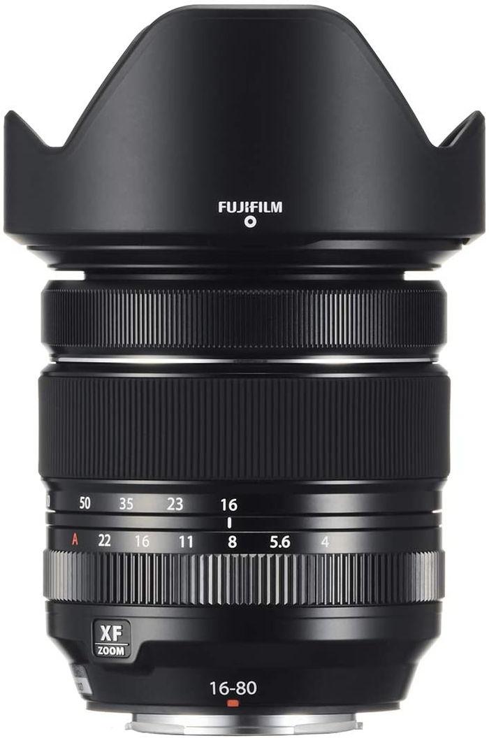 FUJIFILM FUJINON XF16-80mm F4 R OIS WR