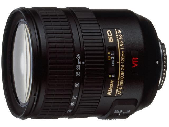 Nikon AF-S VR Zoom Nikkor 24-120mm F3.5-5.6G IF ED