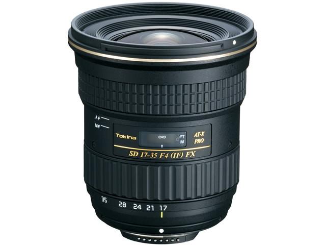 Tokina AT-X 17-35 F4 PRO FX 17-35mm F4