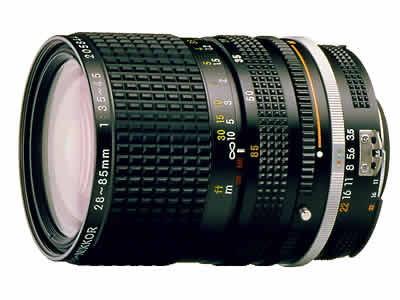 Nikon Ai Zoom Nikkor 28-85mm F3.5-4.5S