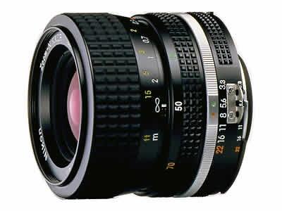 Nikon Ai Zoom Nikkor 35-70mm F3.3-4.5S