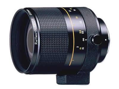 Nikon Reflex Nikkor 500mm F8