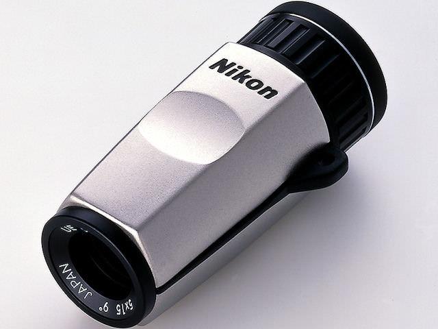 Nikon モノキュラー HG 5x15D