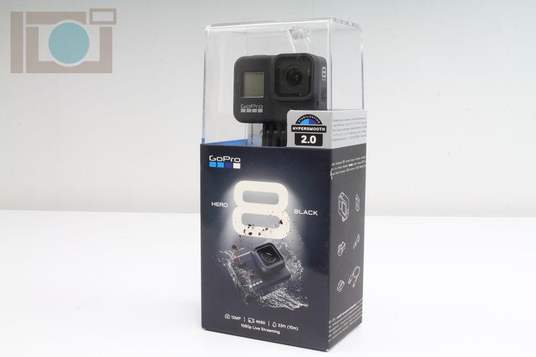 2020年05月21日に一心堂が買取したGoPro HERO8 Black CHDHX-801-FW