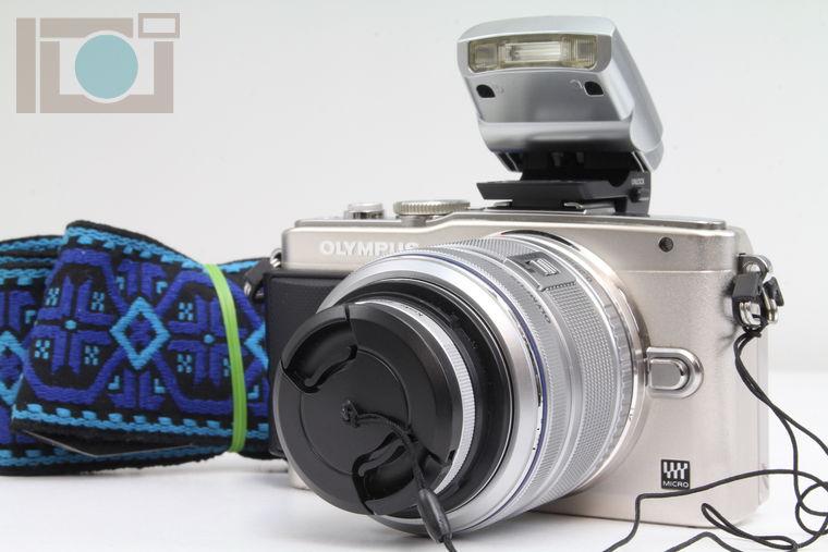 2020年05月20日に一心堂が買取したOLYMPUS PEN Lite E-PL5 ボディ シルバー